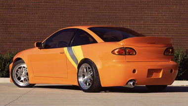 Chevy Cavalier Accessories Page