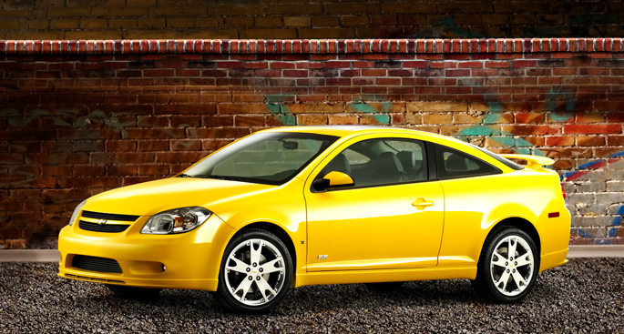 Chevrolet Cobalt Accessories